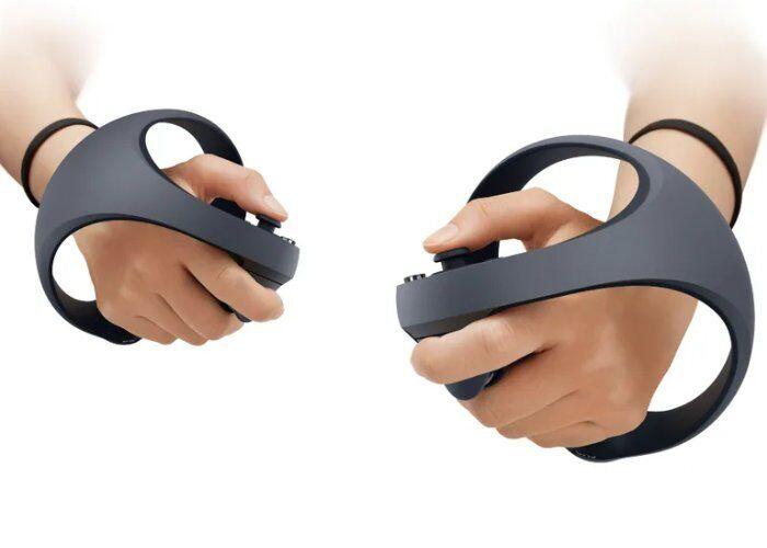 Ergonomic VR Gaming Controllers