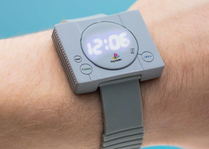 Retro Gaming Console Timepieces