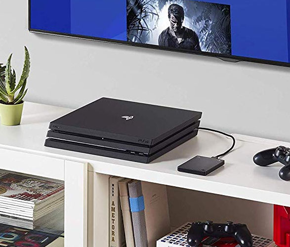Collaboration Game Console Drives