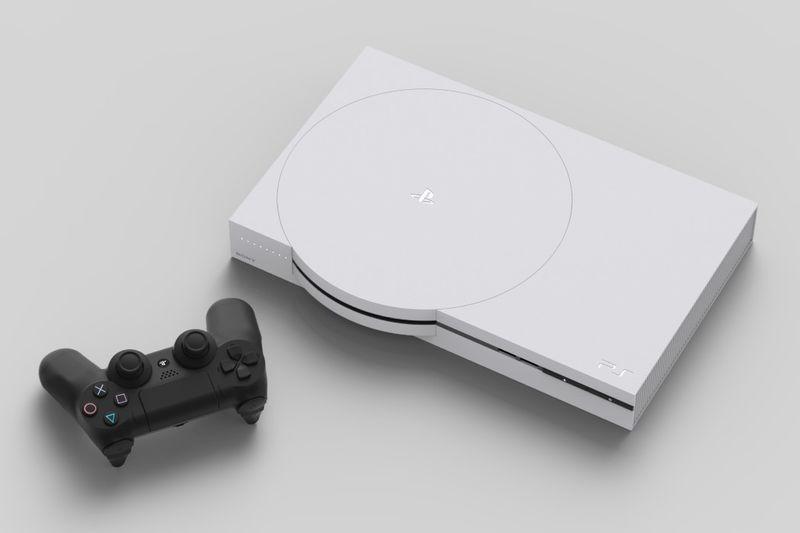 Conceptual Console Designs