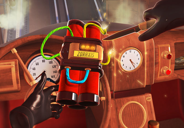 Escapist VR Games