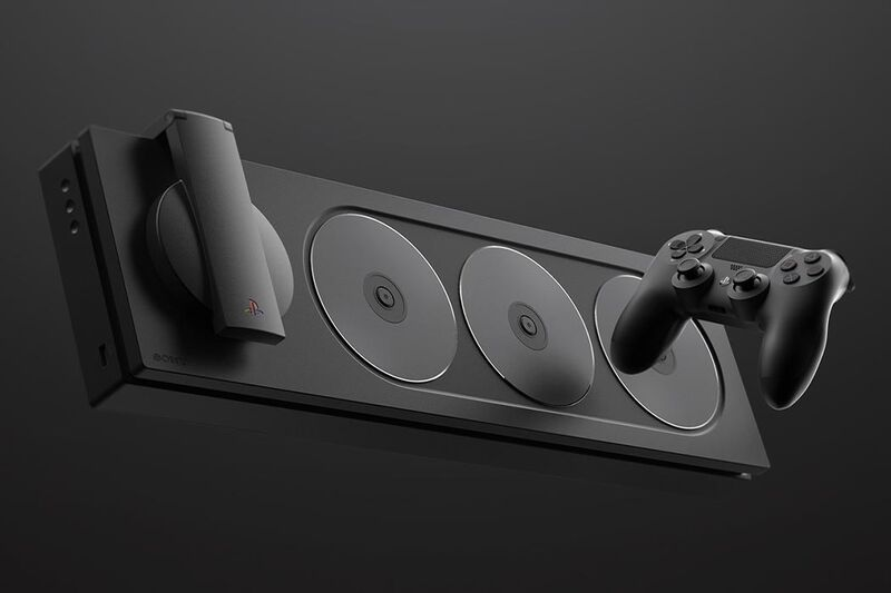 Intuitive Multi-Disc Gaming Systems