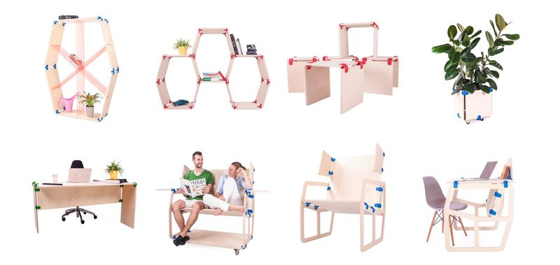 Reconfigurable Furniture Systems