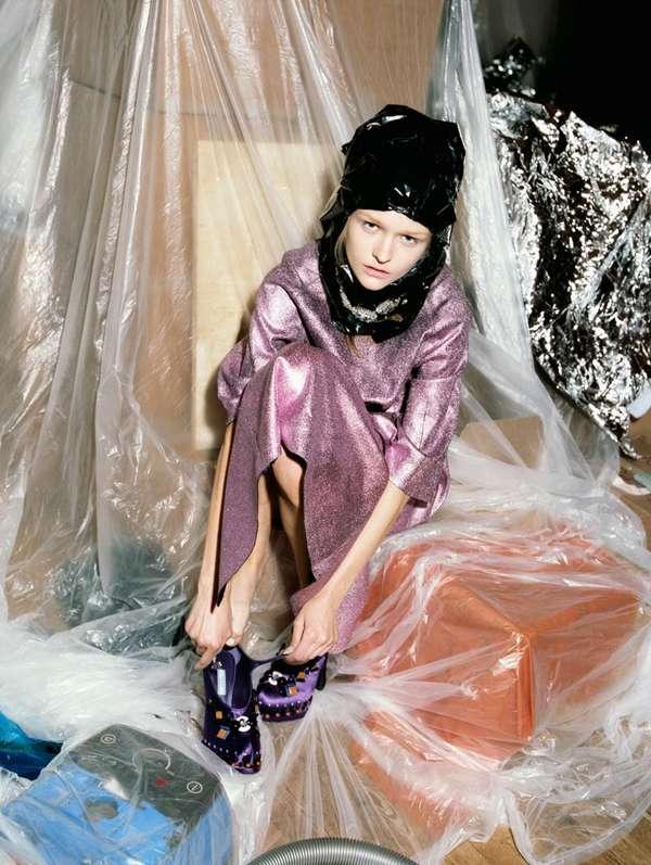 Plastic Princess Photoshoots