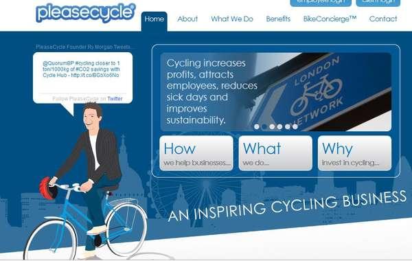 Rewards-Based Biking