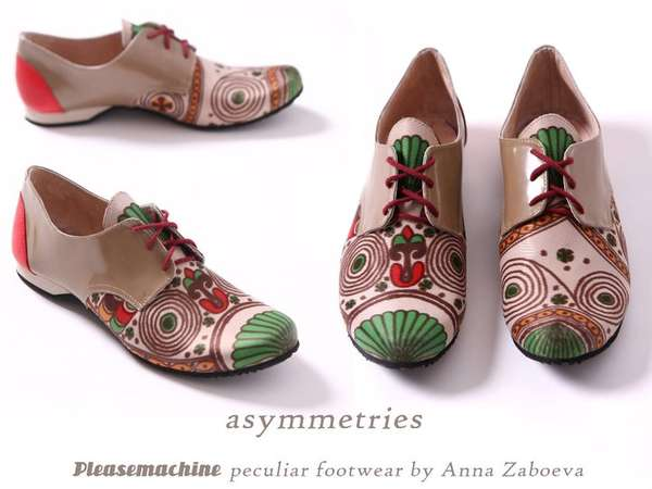 Chic Recycled Shoes