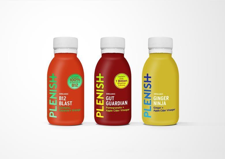 Nutrient-Dense Juice Shots