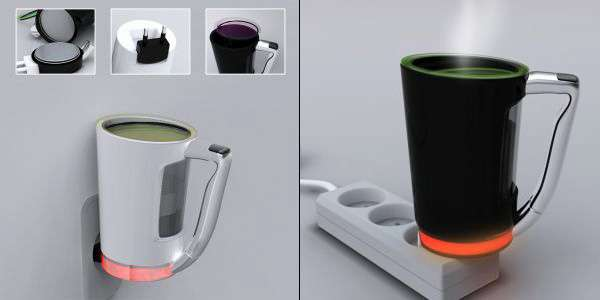 Single Mug Heaters