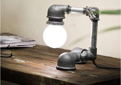 Hunched Mechanical Lighting