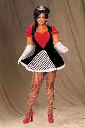 Curvy Girl Halloween Costumes