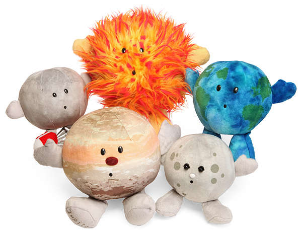 Celestial Stuffed Creatures