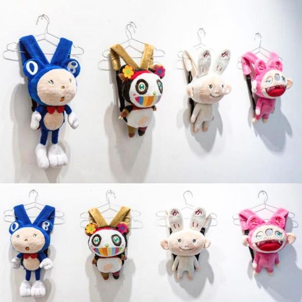 Plush Doll Backpack Series