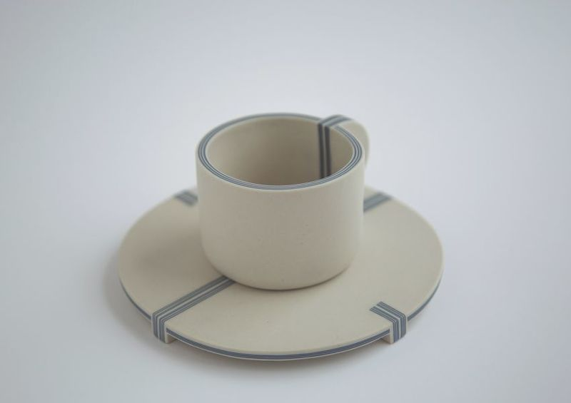 Ceramic Plywood Tablewares