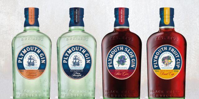 Eco-Friendly Gin Bottles