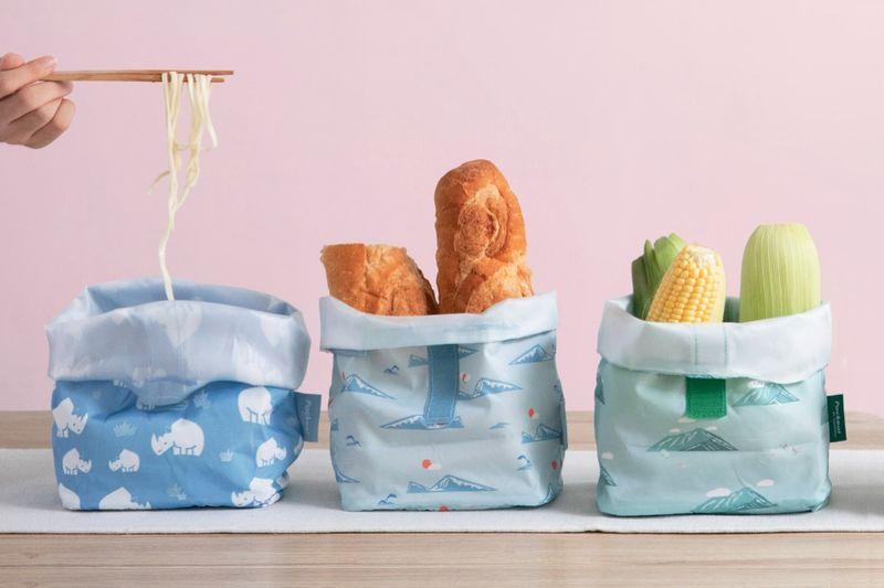 Plastic-Free Food Storage Bags