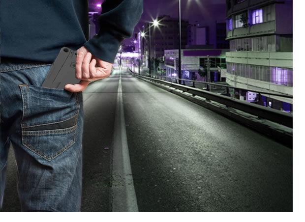 Deceptive Smartphone Firearms