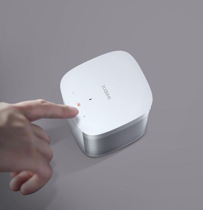 Pocket-Sized Portable Projectors