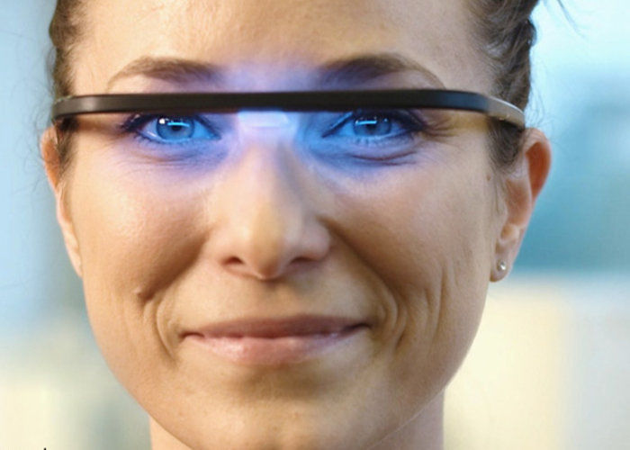 Energy-Boosting Light Therapy Glasses
