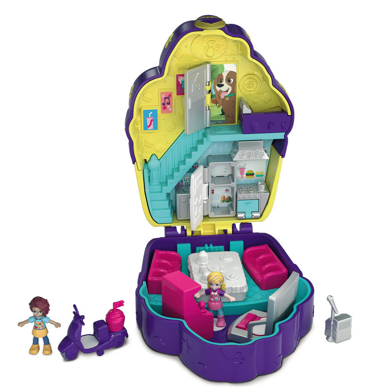 Relaunched Pocket Playsets
