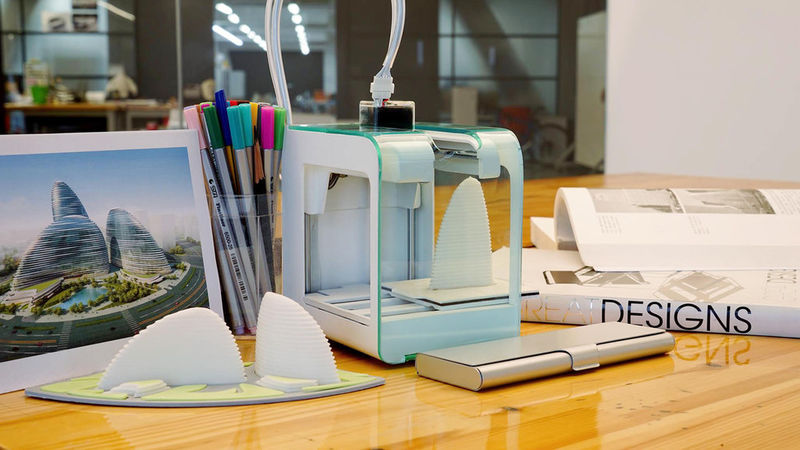 Affordable Diminutive 3D Printers