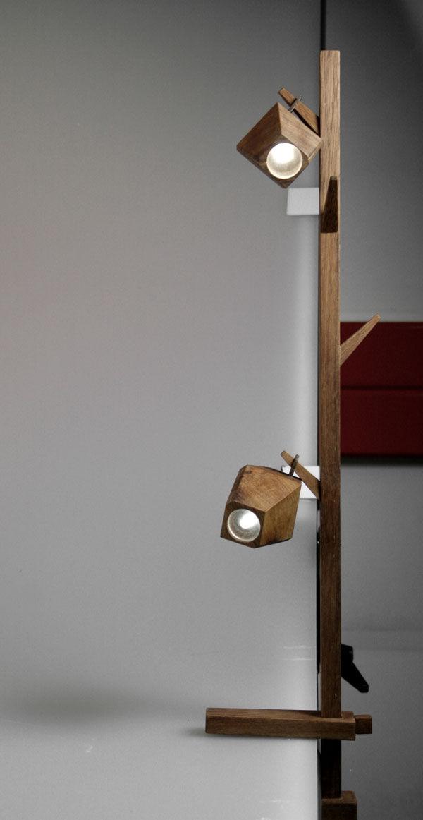 Detachable Rustic Lamps