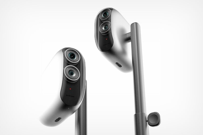 Dual-Lens Vlogging Cameras