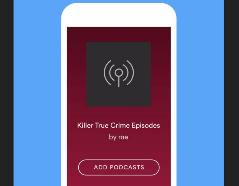 Mobile Podcast Playlists