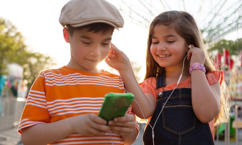 Kid-Friendly Curated Podcasts