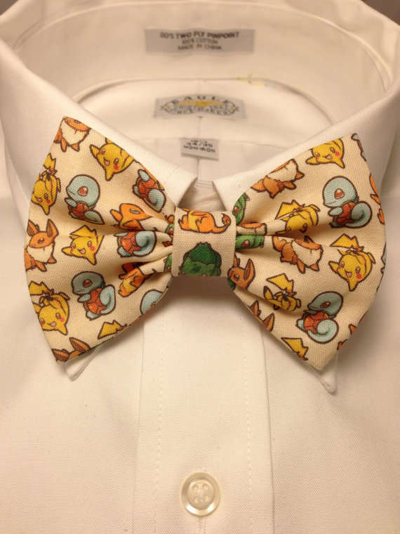 Anime Character Bow Ties