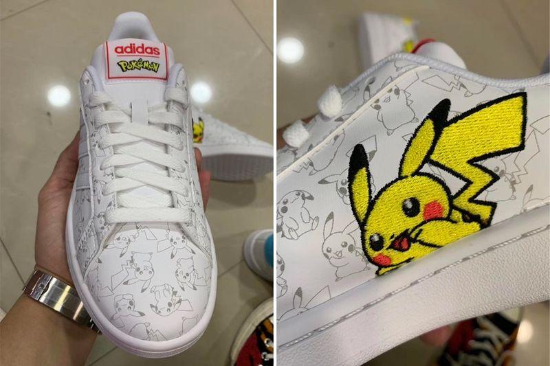 Anime-Inspired 90s Nostalgia Sneakers