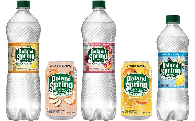 Effervescent Calorie-Free Waters