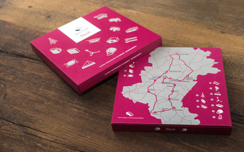 Edible Travel Guides