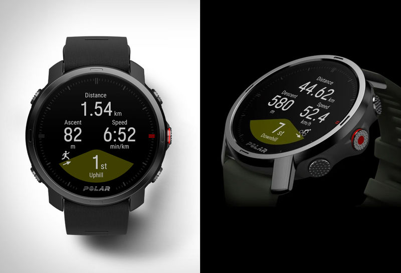 Rugged Adventurer Smartwatches
