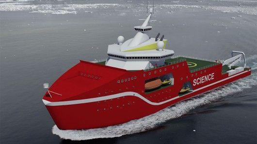 Behemoth Polar Ships