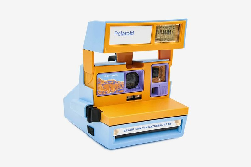Grand Canyon-Inspired Cameras
