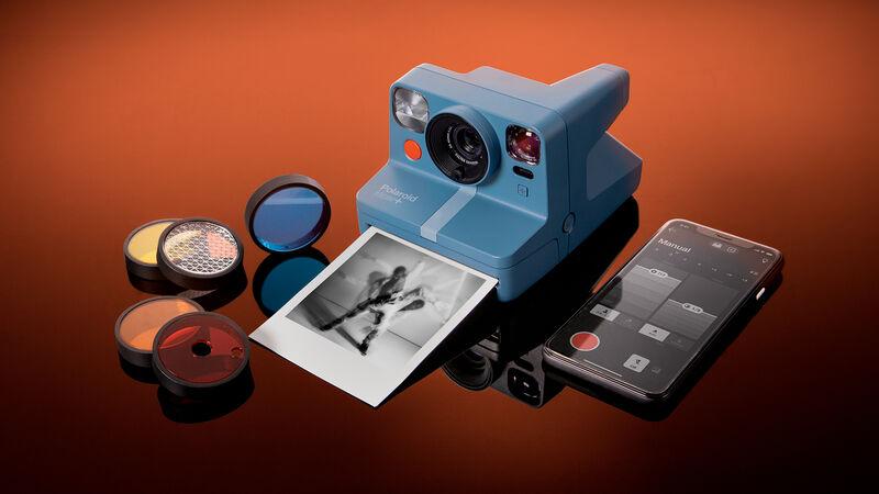 Bluetooth-Enabled Analog Cameras