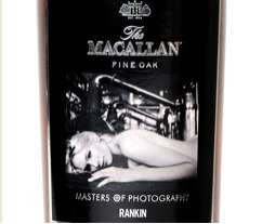 Polaroid Whisky Labels