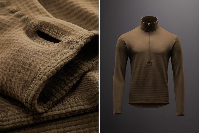 Military-Grade Layering Garments