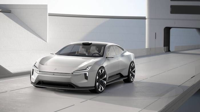 Visionary Electric Concept Cars