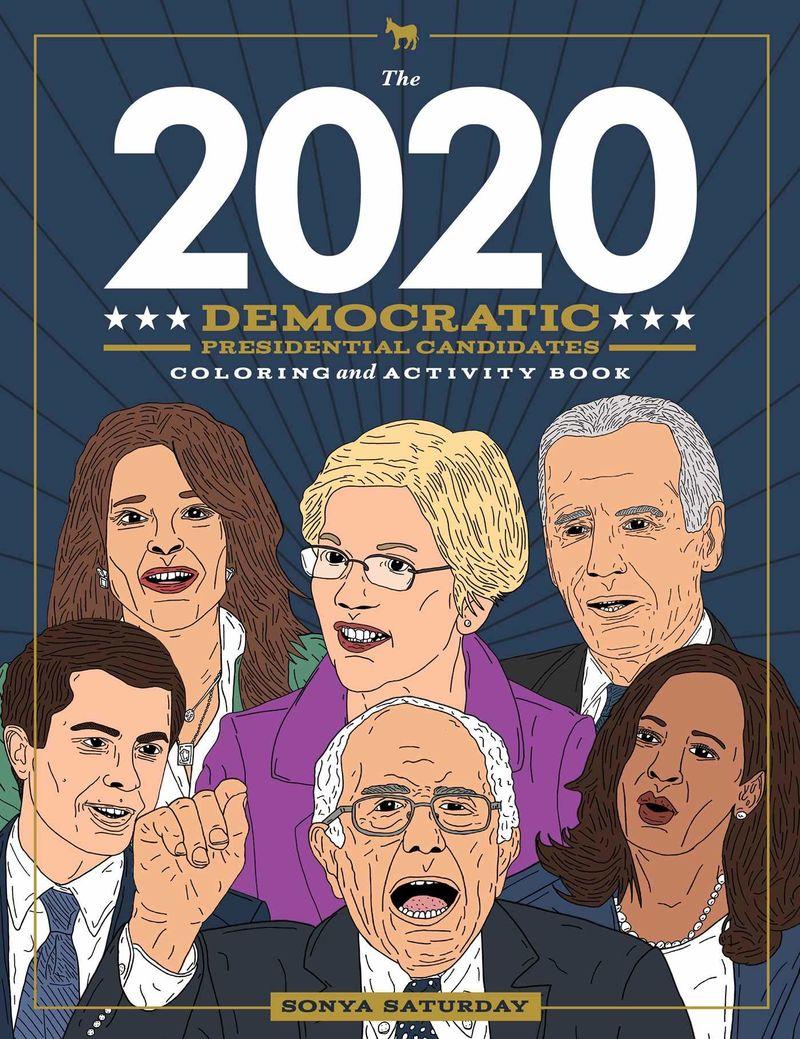 Political Coloring Books