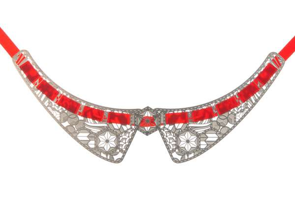 Metal Lace Jewelry