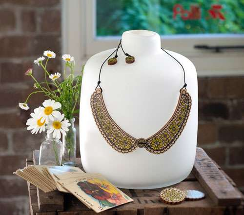 Peter Pan Collar Jewelry