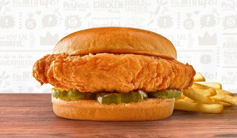 Meticulously Developed Chicken Sandwiches