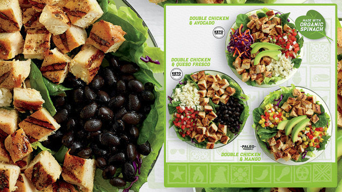 Diet-Conscious Meal Bowls
