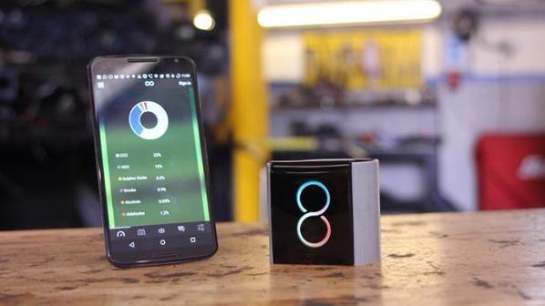 Portable Pollution Sensors