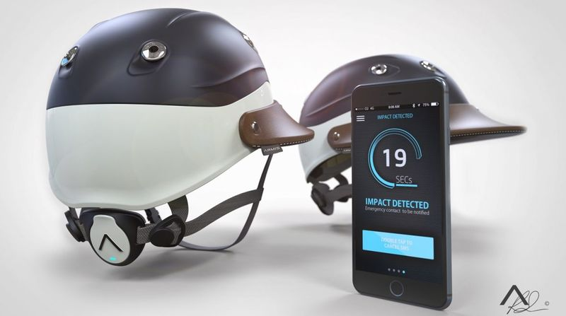 Smart-Tech Polo Helmets