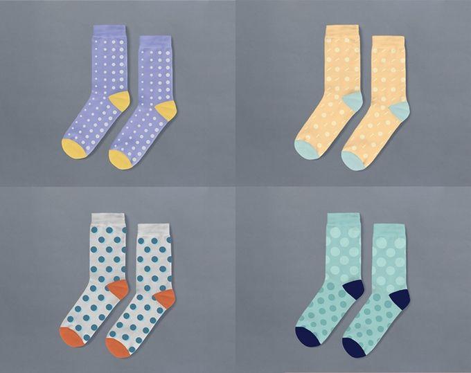Randomly Combined Socks