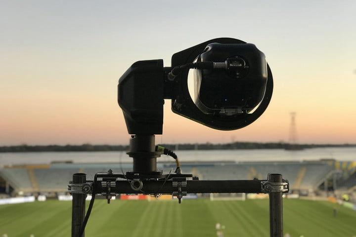 AI-Powered Sports Cameras