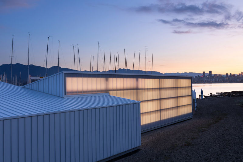 Affordable Polycarbonate Buildings
