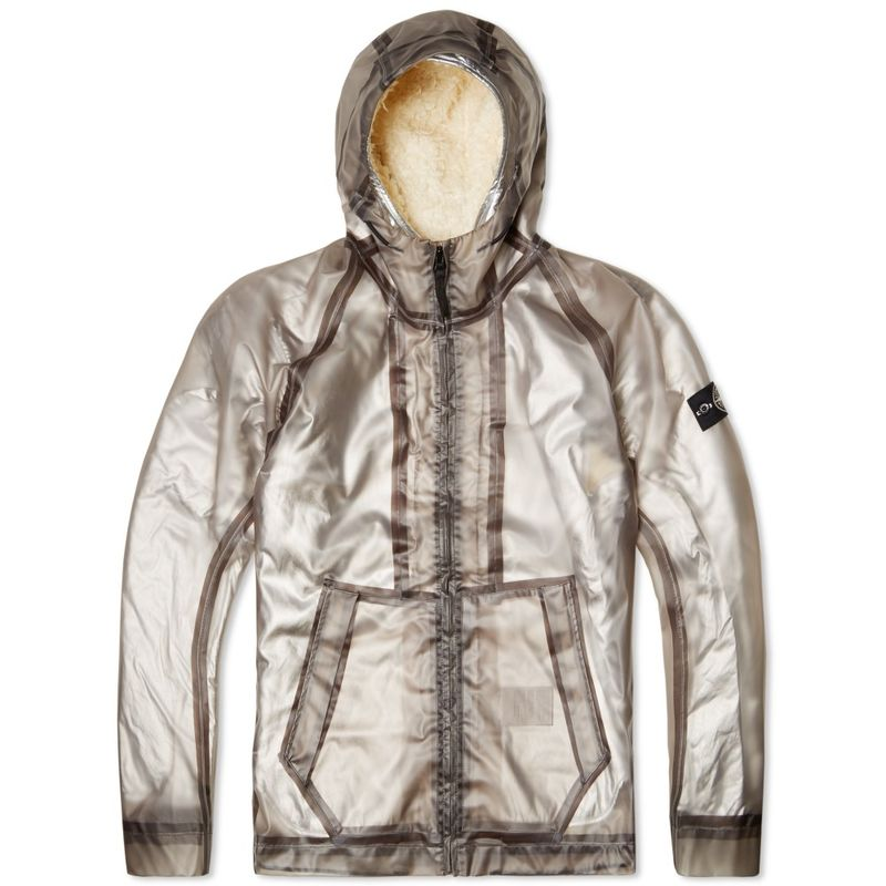 Transparent Winter Parkas